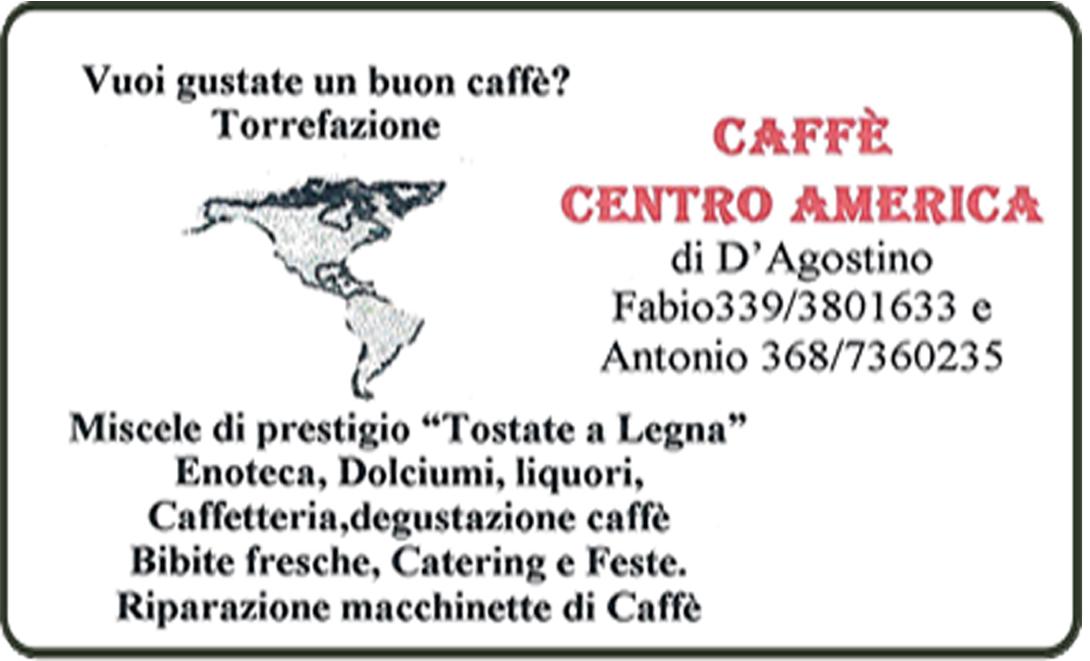 CAFFE' CENTRO AMERICA